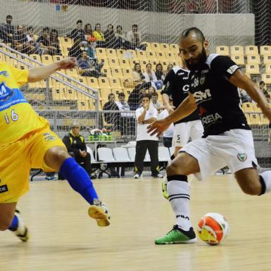Competencia de Futsal Jaragua do Sul x Rio do Sul