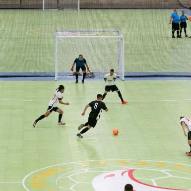 Cancha de Futsal en Hawaii