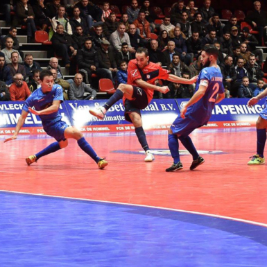 Competición holandesa de fútbol sala