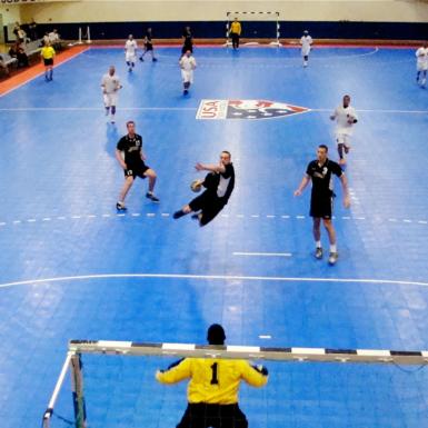 Competencia deportiva nacional de USA Team Handball