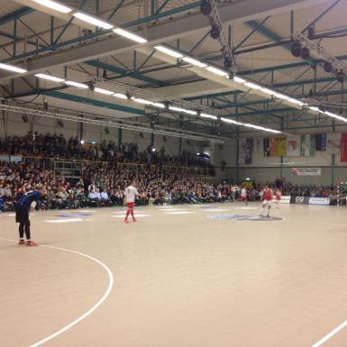 Torneo de fútbol sala en los Países Bajos