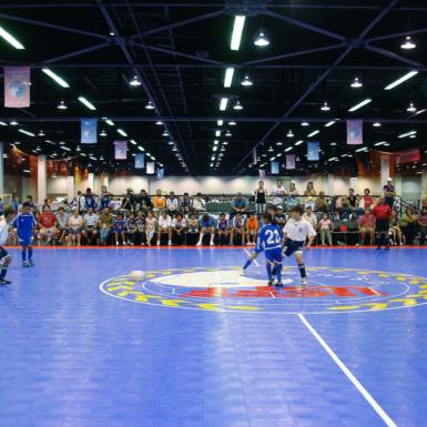 Competencia de fútbol sala USFF