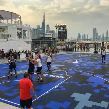 Festival Sole DXB en Dubai