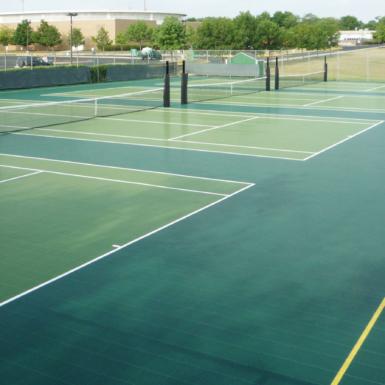 Cancha de tenis DuraCourt